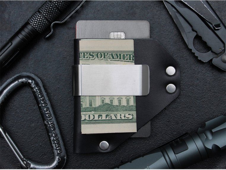 Caliber Money Clip by American Bench Craft - 2
