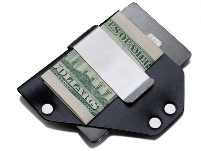 Caliber Money Clip by American Bench Craft - 3