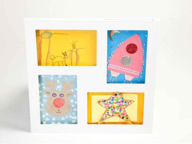 """9"""" x 12"""" Quadruple Gallery by Articulate Gallery - 2"""