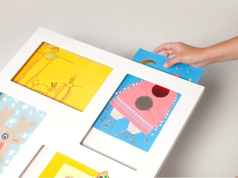 """9"""" x 12"""" Quadruple Gallery by Articulate Gallery - 3"""