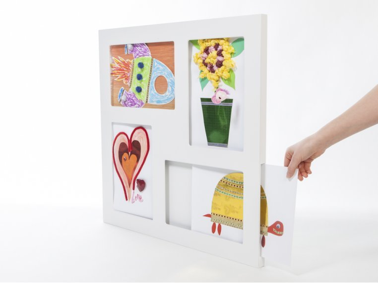"""9"""" x 12"""" Quadruple Gallery by Articulate Gallery - 1"""