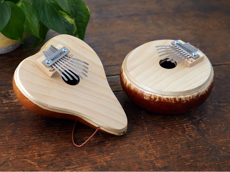 Gourd Thumb Piano by Mountain Melodies - 2