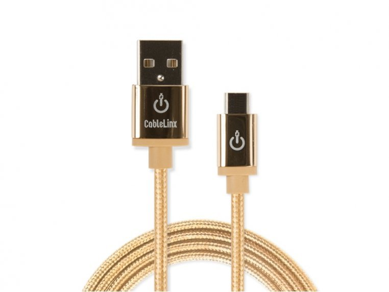 CableLinx Charging Cable by ChargeHub - 18