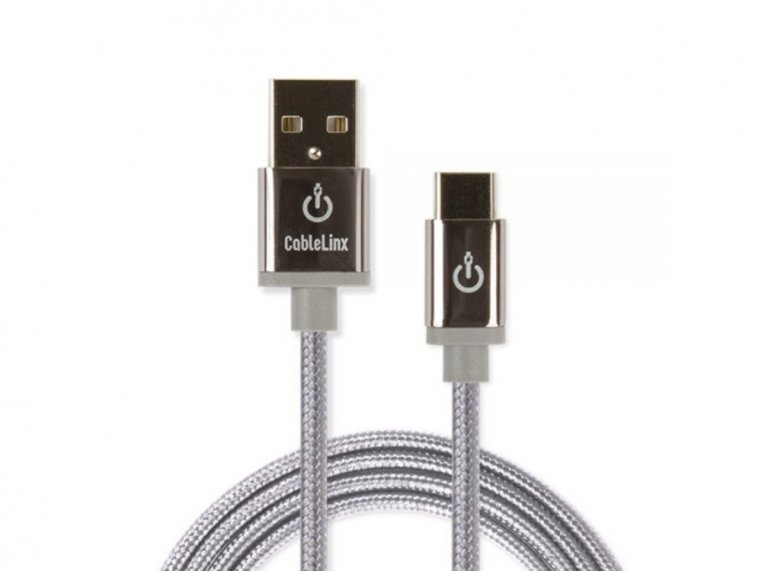 CableLinx Charging Cable by ChargeHub - 25