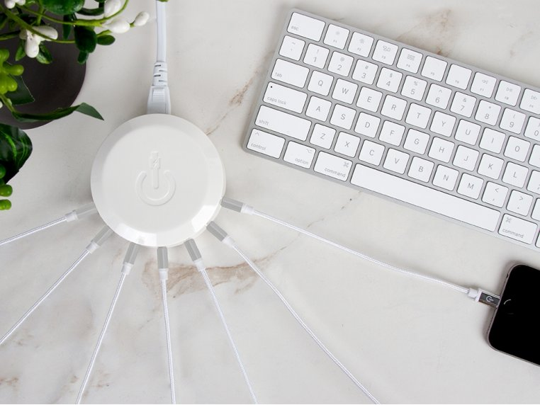 Signature 7 USB Charging Station by ChargeHub - 2