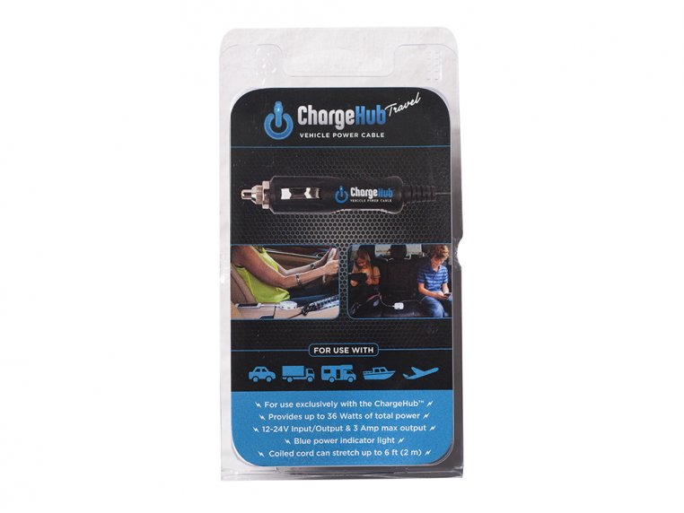 Vehicle Power Cable for X7 by ChargeHub - 4