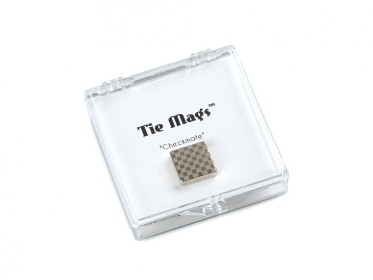 Magnetic Tie Clip by Tie Mags - 8