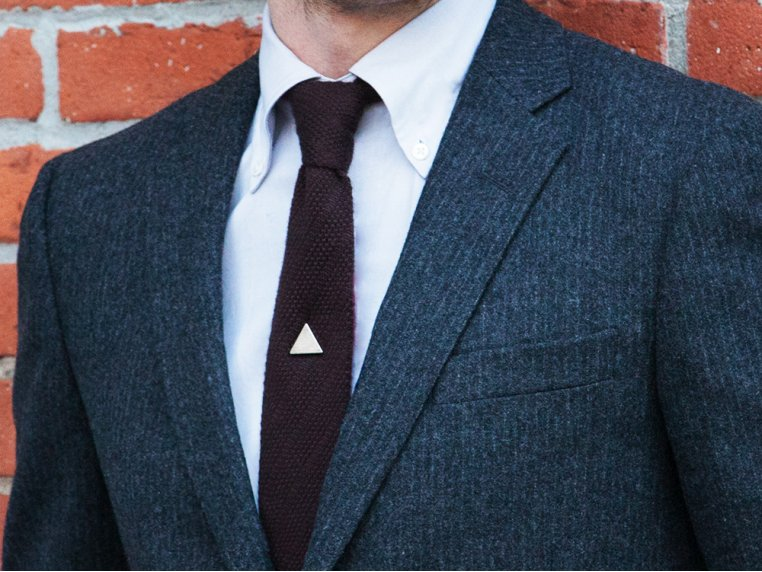 Magnetic Tie Clip by Tie Mags - 1