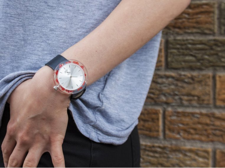 Floral Watch by Analog Watch Co. - 2