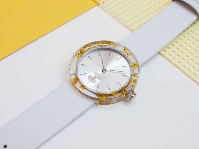 Floral Watch by Analog Watch Co. - 1