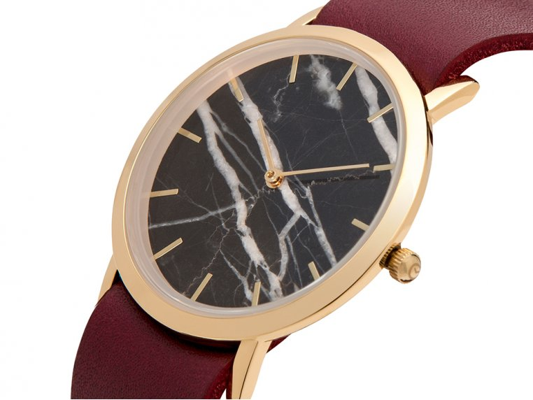 Black Marble Classic Watch by Analog Watch Co. - 3