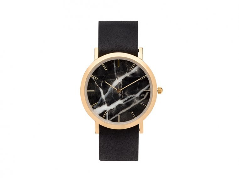 Black Marble Classic Watch by Analog Watch Co. - 4