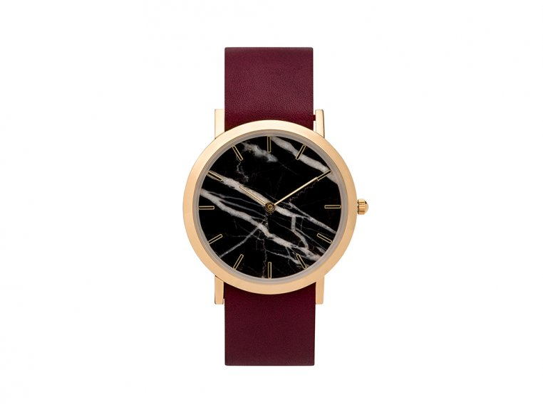 Black Marble Classic Watch by Analog Watch Co. - 6
