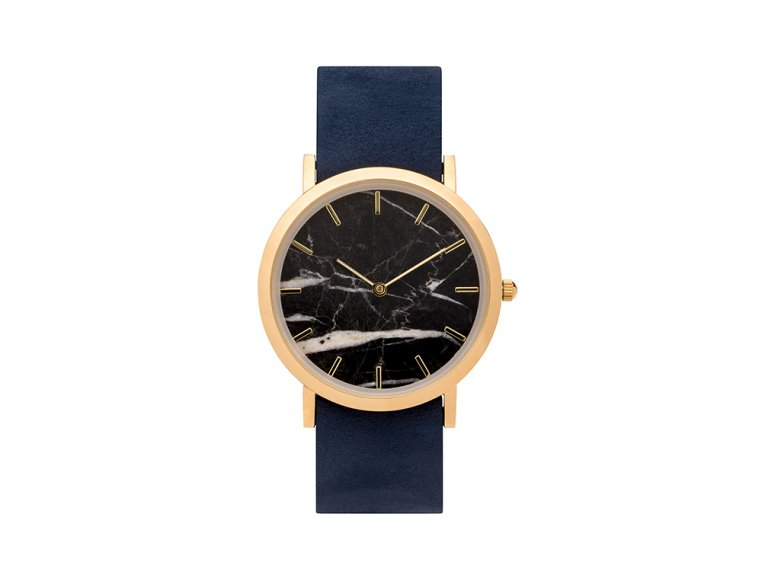 Black Marble Classic Watch by Analog Watch Co. - 7