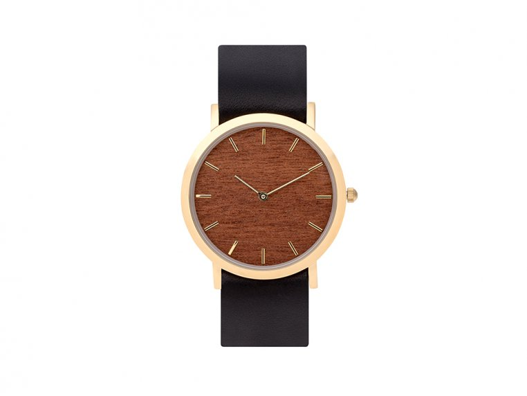 Makore Classic Watch by Analog Watch Co. - 4