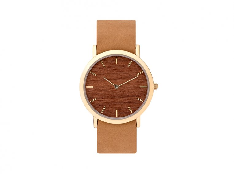 Makore Classic Watch by Analog Watch Co. - 5