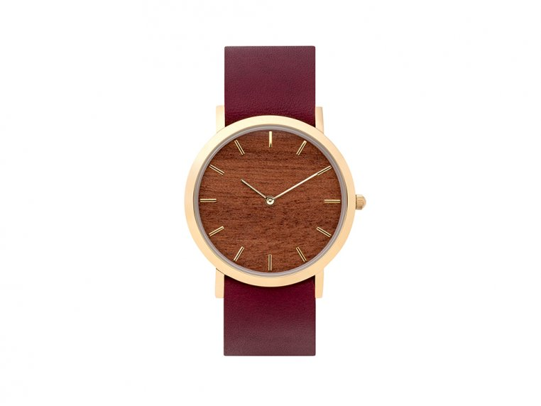 Makore Classic Watch by Analog Watch Co. - 6