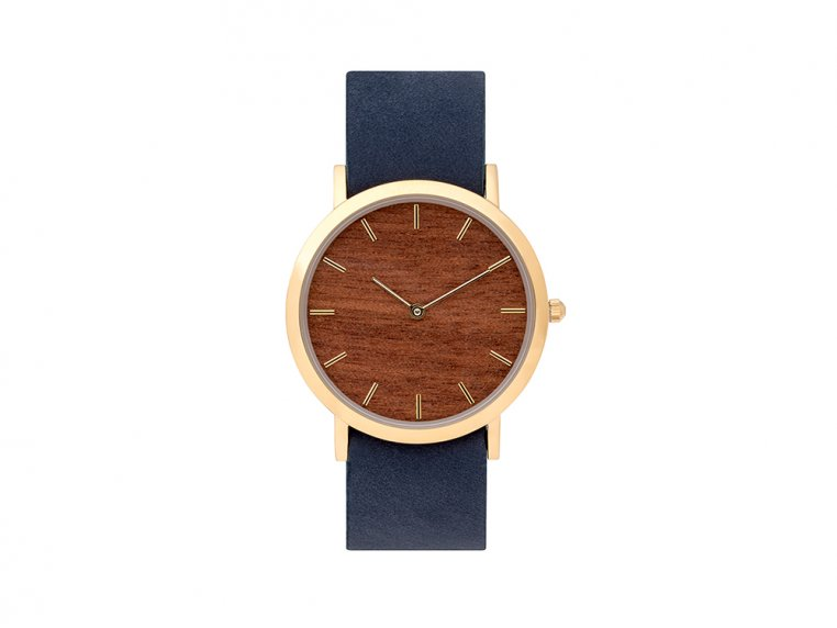 Makore Classic Watch by Analog Watch Co. - 7