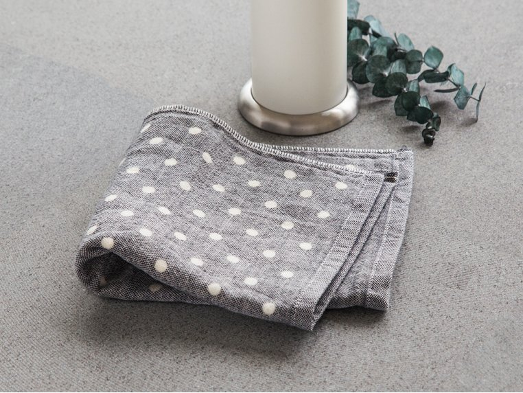 Chambray Wash Cloth by Yoshii - 1