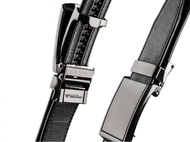 Classic Belt & Buckle by SlideBelts - 2
