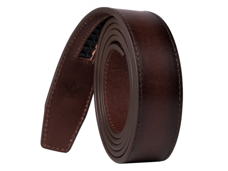 Extra Belt Strap - Leather by SlideBelts - 3