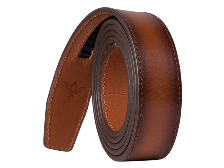 Extra Belt Strap - Leather by SlideBelts - 4