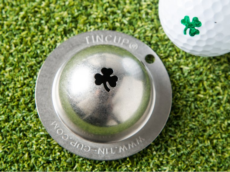 Stainless Steel Golf Ball Marker by Tin Cup - 1