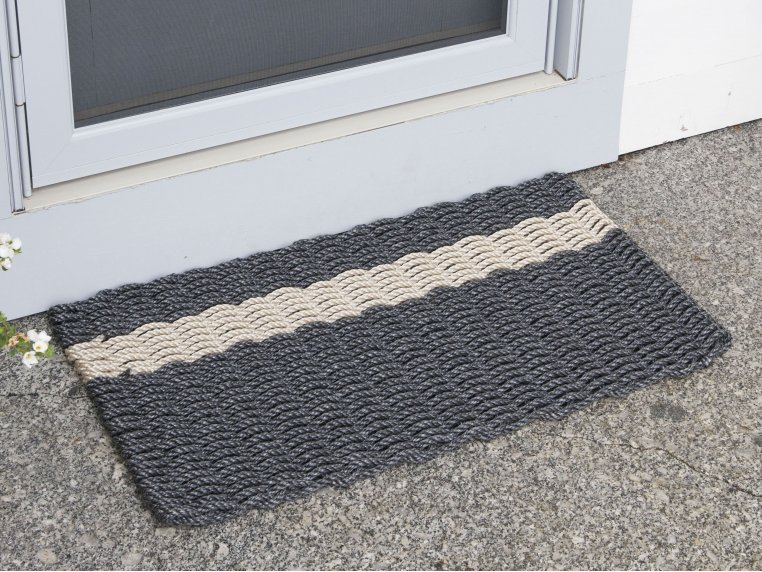 Nautical Rope Door Mat by The Rope Co. - 3