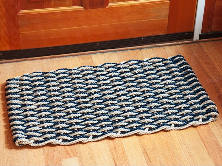 Nautical Rope Door Mat by The Rope Co. - 4