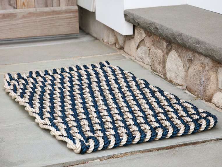 Nautical Rope Door Mat by The Rope Co. - 5