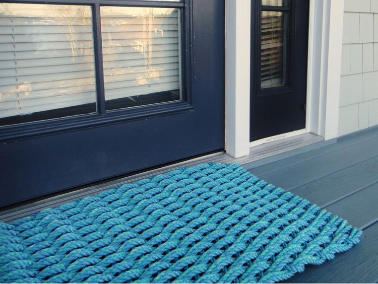 Nautical Rope Door Mat by The Rope Co. - 6