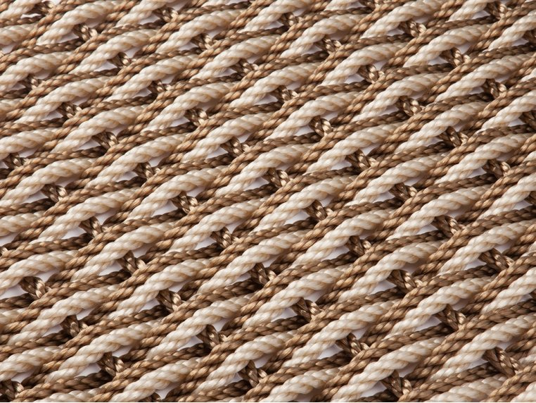 Nautical Rope Door Mat by The Rope Co. - 7