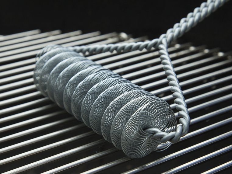 Double Helix Grill Brushes by Brushtech - 4