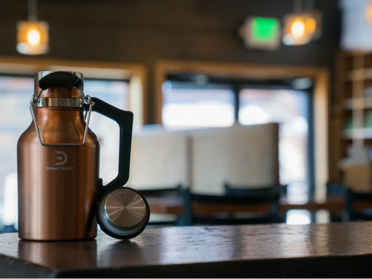Insulated Growler by DrinkTanks - 2