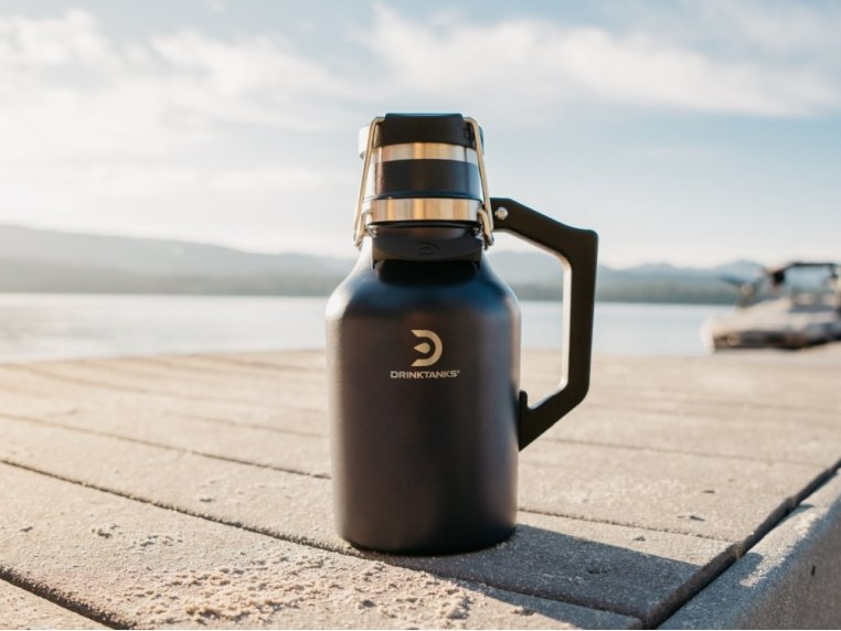 Insulated Growler by DrinkTanks - 1