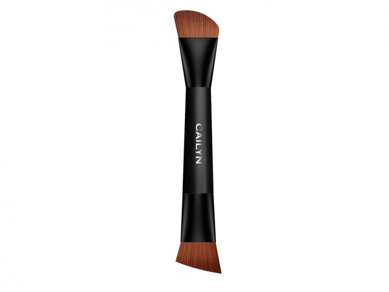 Contour Duo Brush by Cailyn Cosmetics - 3