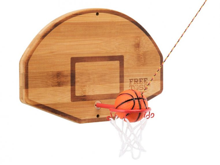 Free Toss - Basketball Edition by Tiki Toss - 4