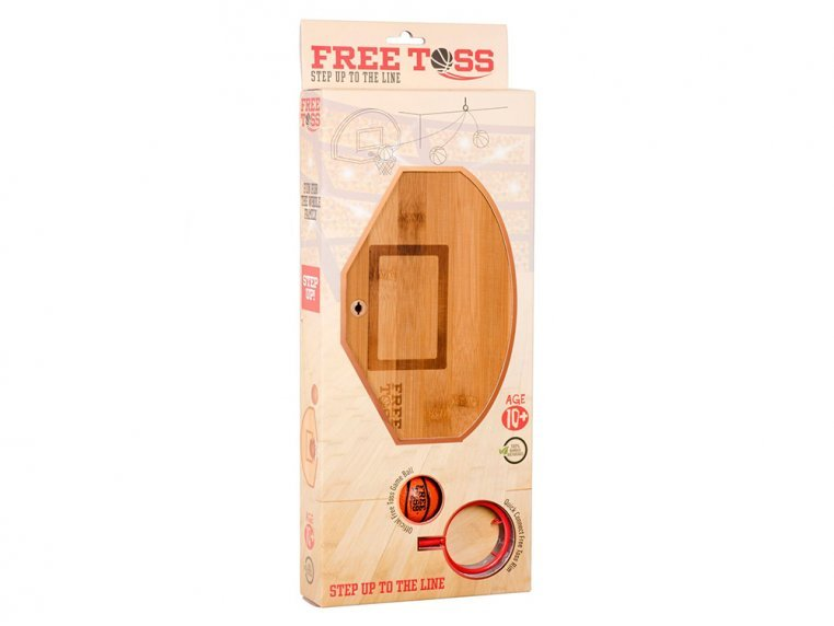 Free Toss - Basketball Edition by Tiki Toss - 5