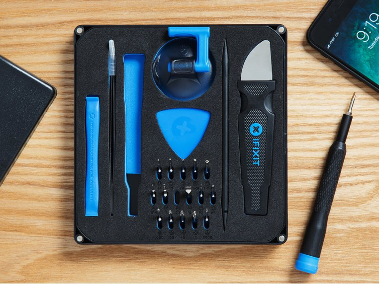 Essential Electronics Toolkit by iFixit - 1