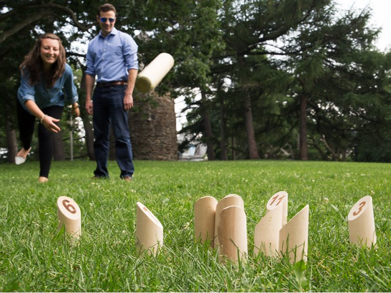 Mölkky Outdoor Throwing Game by Tactic Games - 2