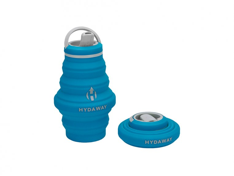 Collapsible Water Bottle with Spout by HYDAWAY - 6