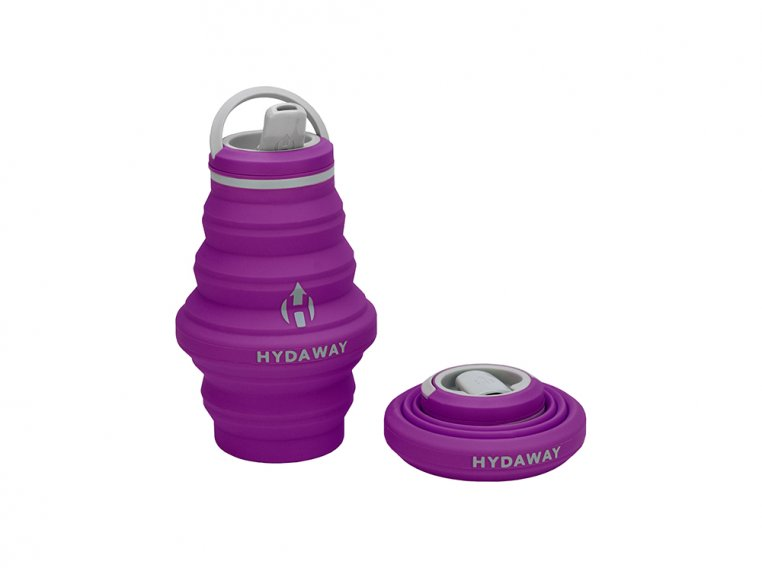 Collapsible Water Bottle with Spout by HYDAWAY - 8