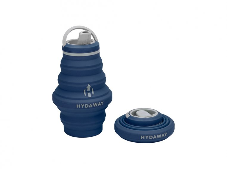 Collapsible Water Bottle with Spout by HYDAWAY - 9