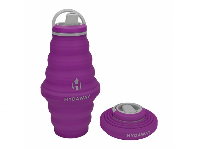 Collapsible Water Bottle with Spout by HYDAWAY - 13