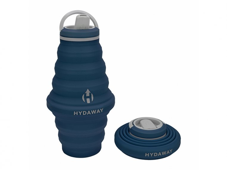 Collapsible Water Bottle with Spout by HYDAWAY - 12