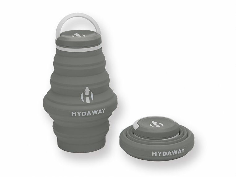 Collapsible Water Bottle by Hydaway - 6