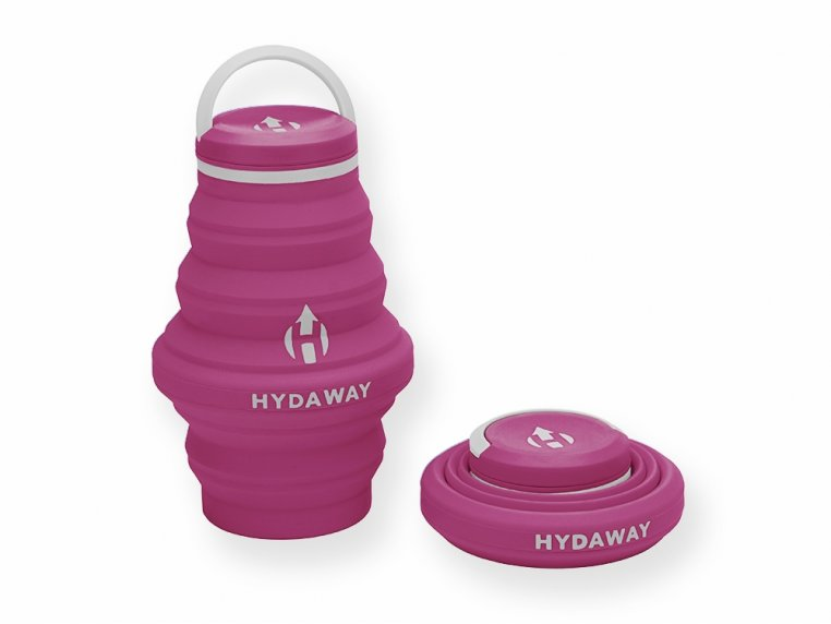 Collapsible Water Bottle by Hydaway - 5