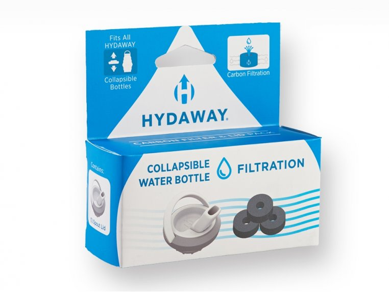 Carbon Filter + Lid Pack by Hydaway - 4