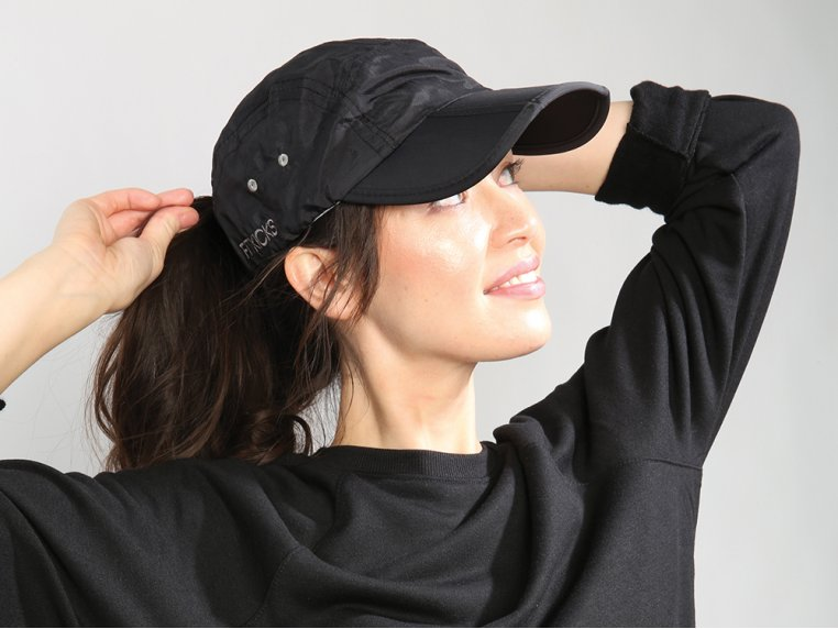 Foldable Baseball Cap by FitKicks® - 2