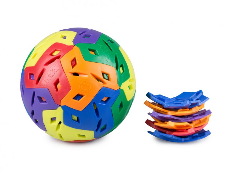 3D Building Puzzle Toy by IKOS - 6